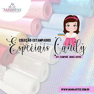 COLEÇÃO ESPECIAIS CANDY MANÁ