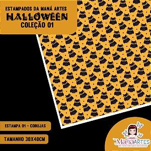 COLEÇÃO HALLOWEEN - 01