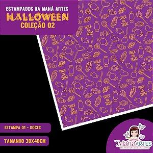 COLEÇÃO HALLOWEEN - 02