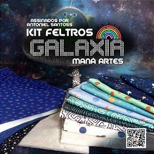 KIT ESPECIAL CURSO GALÁXIA by Antoniel Santos