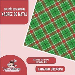 COLEÇÃO XADREZ DE NATAL