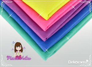 KIT SWEET COLOR - DEKORAMA