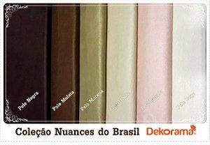 COLEÇÃO NUANCES DO BRASIL - DEKORAMA