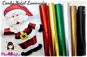 COMBO NATAL - LAMINADOS