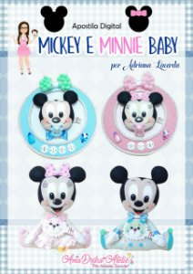 APOSTILA DIGITAL - MICKEY E MINNIE BABY