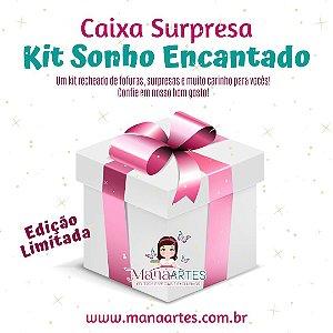 Caixa Surpresa - KIT SONHO ENCANTADO