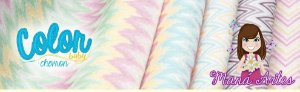 FELTROS CHEVRON COLOR BABY