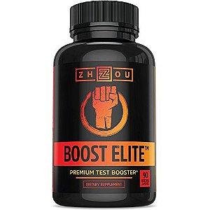Suplemento Natural Boost Elite - Libido, Energia e Testosterona - 90 Caps