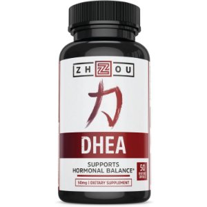 DHEA 50mg - 50 caps