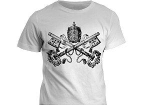 Camiseta - Brasão Vaticano