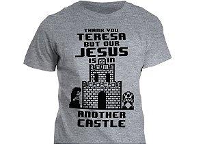 Camiseta - Castelo interior