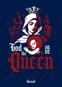 Poster - God save the Queen