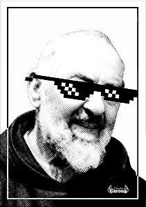 Poster - Padre Pio Mito
