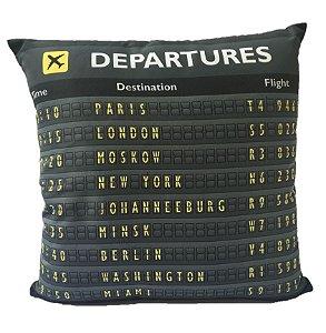 Almofada Departures