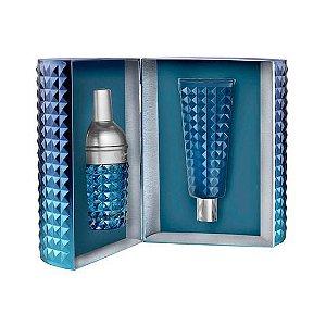 Kit Perfume Pepe Jeans Masculino EDT 100ML + Shower Gel 100ml