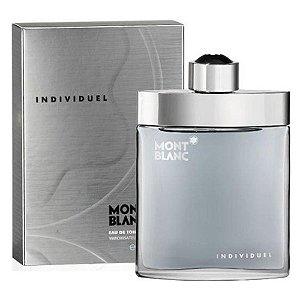 Perfume MontBlanc Individuel Masculino EDT 75ml