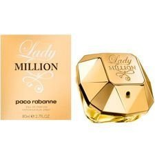 Perfume Paco Rabanne Lady Million Feminino EDP 80ml