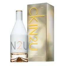 Perfume Calvin Klein CK IN2U Feminino EDT 100ml