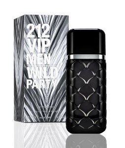 Perfume Carolina Herrera 212 Vip Wild Part Masculino EDT 100ml