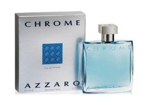 Perfume Azzaro Chrome EDT Masc 100 ml