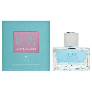 Perfume Antonio Banderas Blue Seduction Feminino EDT 080ml