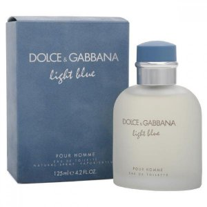 Perfume Dolce & Gabbana Light Blue Masculino EDT 125 ml