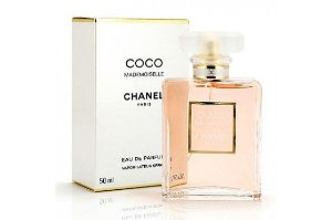 Perfume Chanel Coco Mademoiselle Feminino EDP 050ml