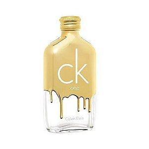 Perfume Calvin Klein One Gold Unissex EDT 100ml