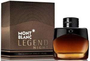 Perfume Montblanc Legend Night EDP Masculino 100ML