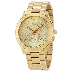 Relógio Michael Kors MK3590 Feminino - Luxúria Perfumaria Atacado -  Perfumes Importados Originais 23fe53bedb