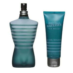 Kit Perfume Jean Paul Gaultier Le Male Masculino EDT 125ml + Shower Gel