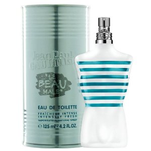 Perfume Jean Paul Gaultier Le Beau Male Intensely Fresh Masculino 125ML
