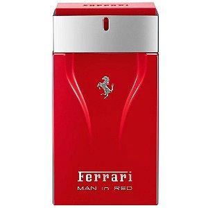 Perfume Ferrari Man in Red Masculino EDT 100ML