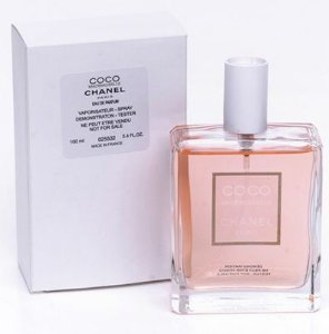 TESTER Perfume Chanel Coco Mademoiselle Feminino EDP 100ml