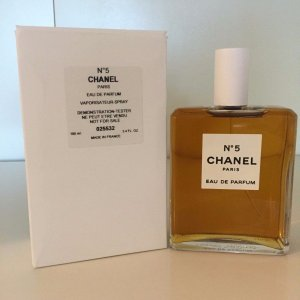 TESTER Perfume Chanel Nº 5 Feminino EDP 100ml