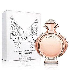 TESTER Perfume Paco Rabanne Olympéa Feminino EDP 80ml