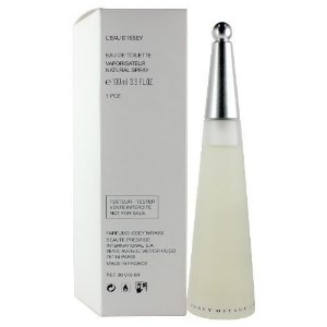 TESTER Perfume  Issey Miyake L'eau D'issey Feminino EDT 100ml