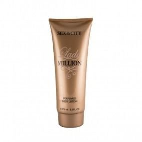 Creme Sex In The City Body Lotion Lady Million 200ml