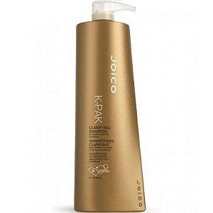 Joico K-Pak Professional Chelating Shampoo 1 Litro Passo 1