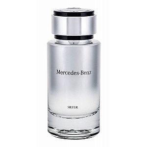 Perfume Mercedes Benz Silver Masculino EDT 120ml