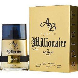 Perfume Lomani Ab Spirit Millionaire Masculino 100ML