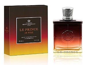 Perfume Marina de Bourbon Monsieur Le Prince in Fire EDP 100ML
