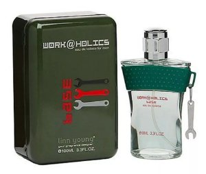 Perfume Linn Young Work Holics Base Masculino EDT 100ML