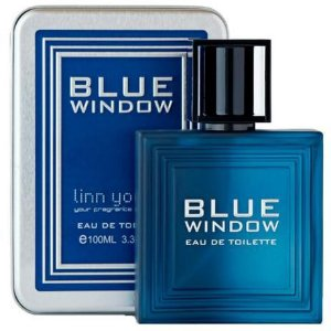 Perfume Linn Young Blue Window Masculino EDT 100ml
