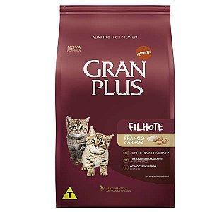 Ração Affinity PetCare Gran Plus Frango e Arroz para Gatos Filhotes