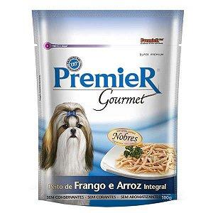 Ração Premier Pet Gourmet Sachê Frango para Cães Adultos
