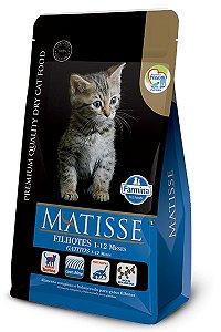 Ração Farmina Matisse para Gatos Filhotes com 1 a 12 Meses de Idade