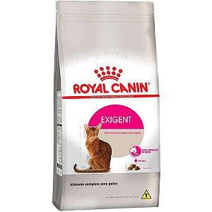 Ração Royal Canin Exigent para Gatos Adultos com Paladar Exigente