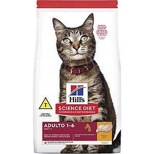 Ração Hills Science Diet para Gatos Adultos