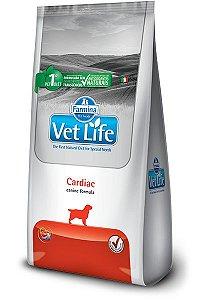Ração Farmina Vet Life Natural Cardiac para Cães com Insuficiência Cardíaca
